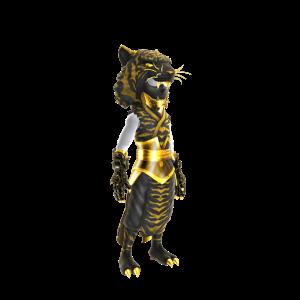 Bling Tiger Ninja