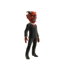 Corporate Devil Costume