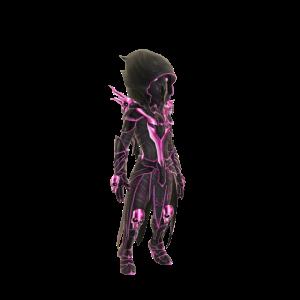 Blood Huntress - Pink