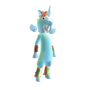 Prism Unicorn Onesie