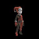 Tenue d'Harley Quinn