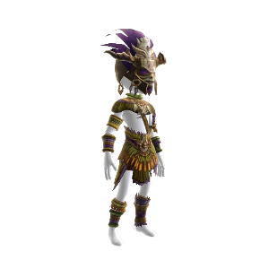 Witch Doctor Armor