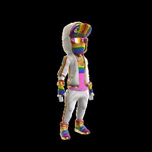 Bling Pride Ninja