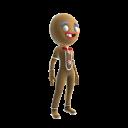 Disfraz de Muñequito de galleta de jengibre