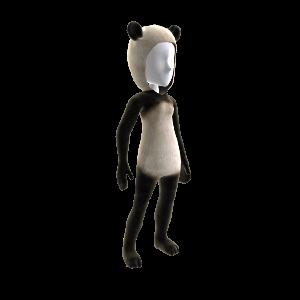 Panda Bear Suit