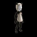 Obleček pandy