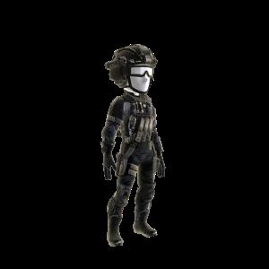 Soldado de élite de la Federación