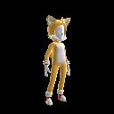 Tails-Kostüm