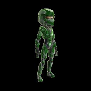 Warrior Armor - Green