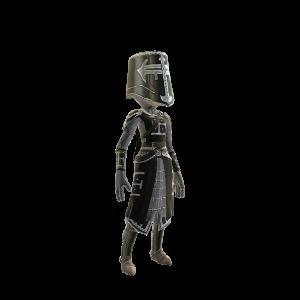 Costume du Croisé