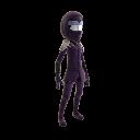 Armored Ninja Outfit