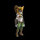 Hawkgirl-Kostüm