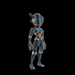 Onikage Cyber Ninja