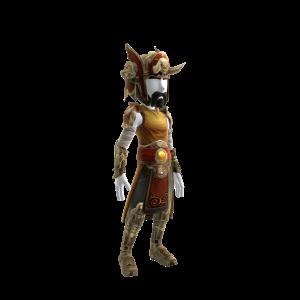 Monk Armor