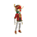 Bling Reindeer Gamer