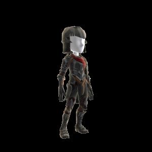 Garrett Hawke's Warrior Armor