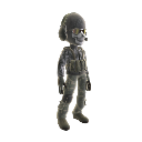 Ghost-univormu