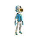 Bling Street Gamer - Blue