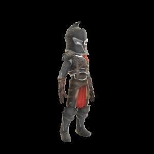 Death Spartan - Grey