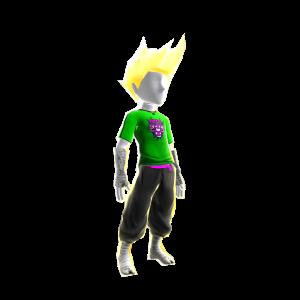 Elite Fighter - Green