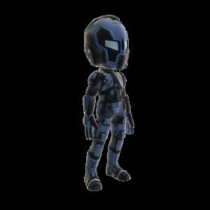 レベル 5 エージェント スーツ