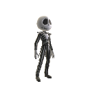 Costume de Jack Skellington