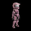 Halo Spartan Armor - Pink