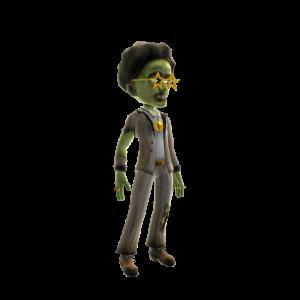 Disco Zombie Costume