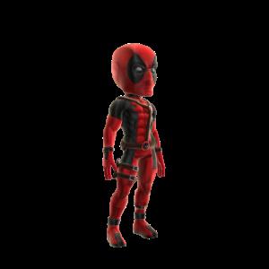 Costume classique de Deadpool