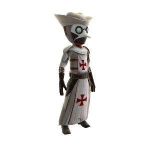 Ottoman Doctor Outfit