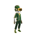 Bling St. Patty's Gamer II