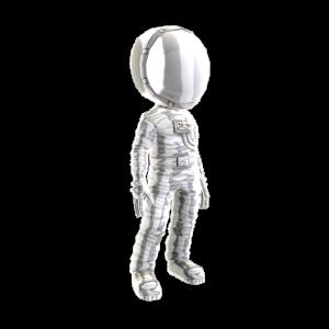 MTV Video Music Awards Moonman Suit