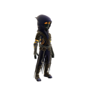Blood Hunter Demon - Violet