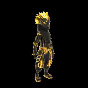 Golden Fox Ninja