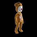 Fozzie Bär-Kostüm