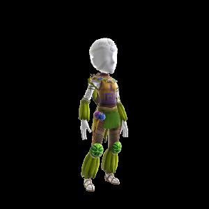 Uniforme Xamã Tiki