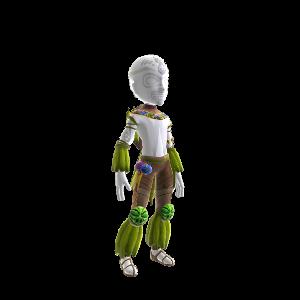 Shaman Tiki Suit