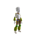 Schamanen-Tiki-Outfit
