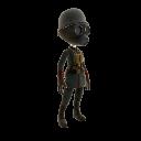 ドイツ精鋭兵の衣装