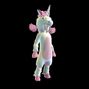 Pink Unicorn Onesie
