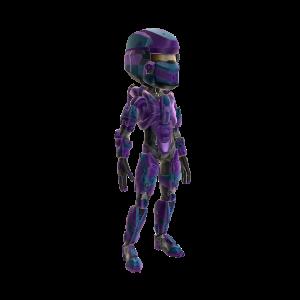 Warrior Armor - Purple