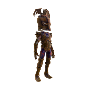 Fable: The Journey Hollow Man Outfit