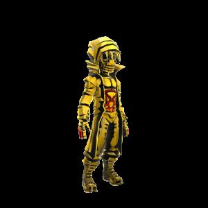 Gold Ritual Hunter