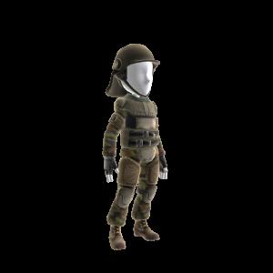 Flak Jacket Uniform