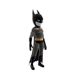 Costume de Batman « dessin animé »