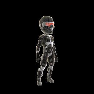 Nanosuit 1.0 with Helmet