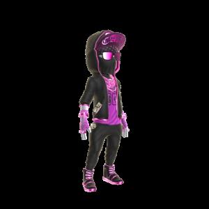 Bling Ninja II - Pink