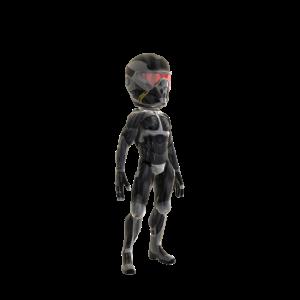 Nanotraje 3.0 con casco
