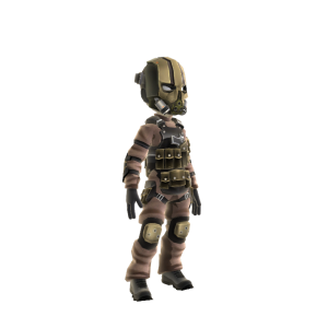 Heavy Duty Mercenary