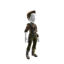 Axton the Commando Costume